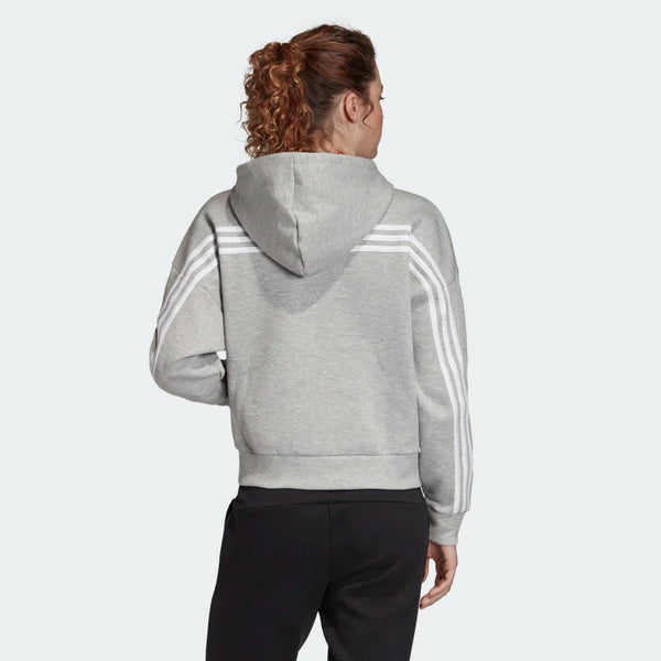 Adidas Must Haves 3-Stripes Hoodie Medium Grey Heather White EB3823 Sportstar Pro Newcastle, 2300 NSW. Australia. 3