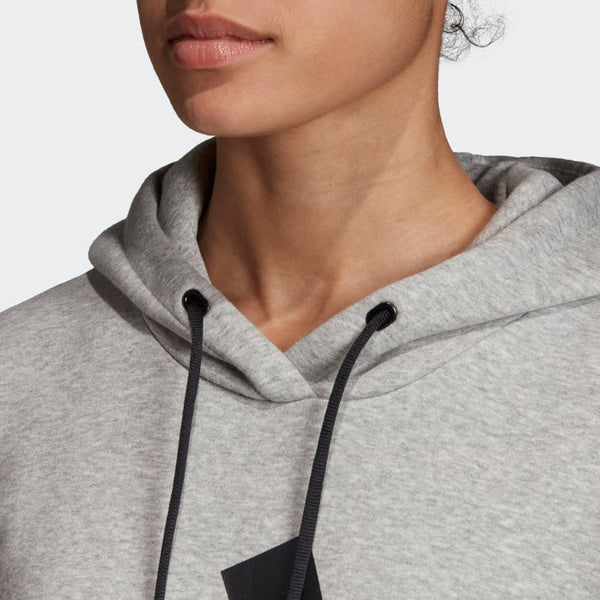 Adidas Must Haves Badge Of Sport Logo Hoodie Medium Grey Heather EB3801 Sportstar Pro Newcastle, 2300 NSW. Australia. 7