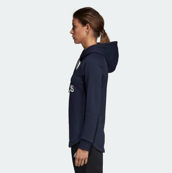 Adidas Must Haves Badge of Sport Over Head Hoodie Blue DU0015 Spotstar Pro Newcastle, 2300 NSW. Australia. 2
