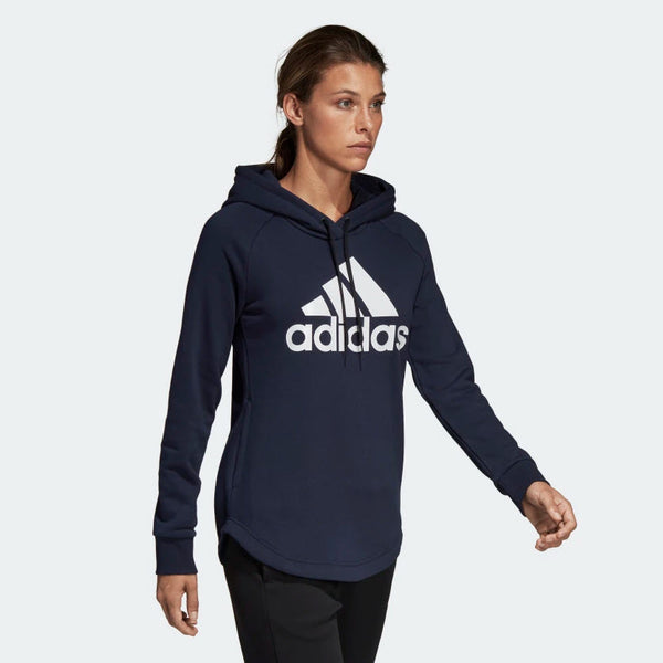 Adidas Must Haves Badge of Sport Over Head Hoodie Blue DU0015 Spotstar Pro Newcastle, 2300 NSW. Australia. 4