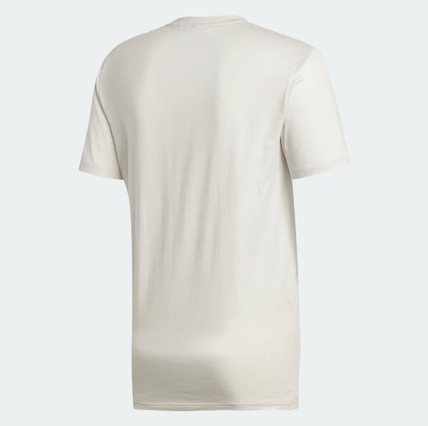 Adidas Must Haves Badge of Sport Tee Raw White DQ1457 Sportstar Pro Newcastle, 2300 NSW. Australia. 6