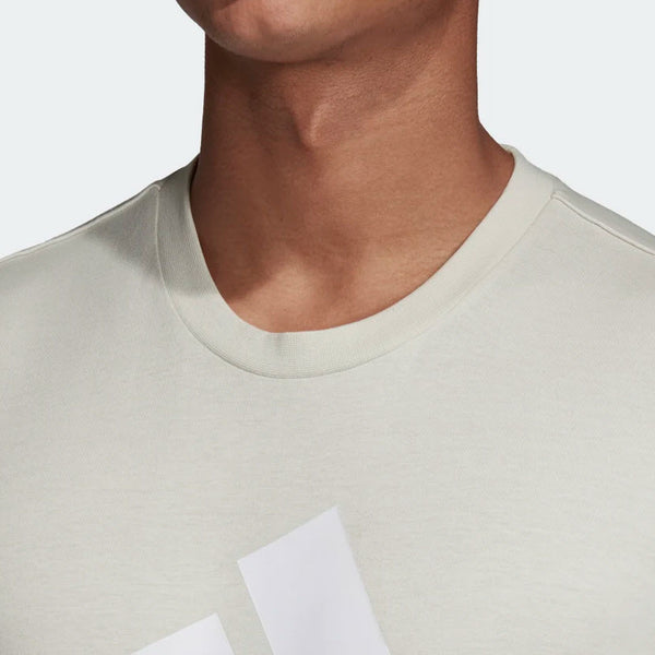 Adidas Must Haves Badge of Sport Tee Raw White DQ1457 Sportstar Pro Newcastle, 2300 NSW. Australia. 7