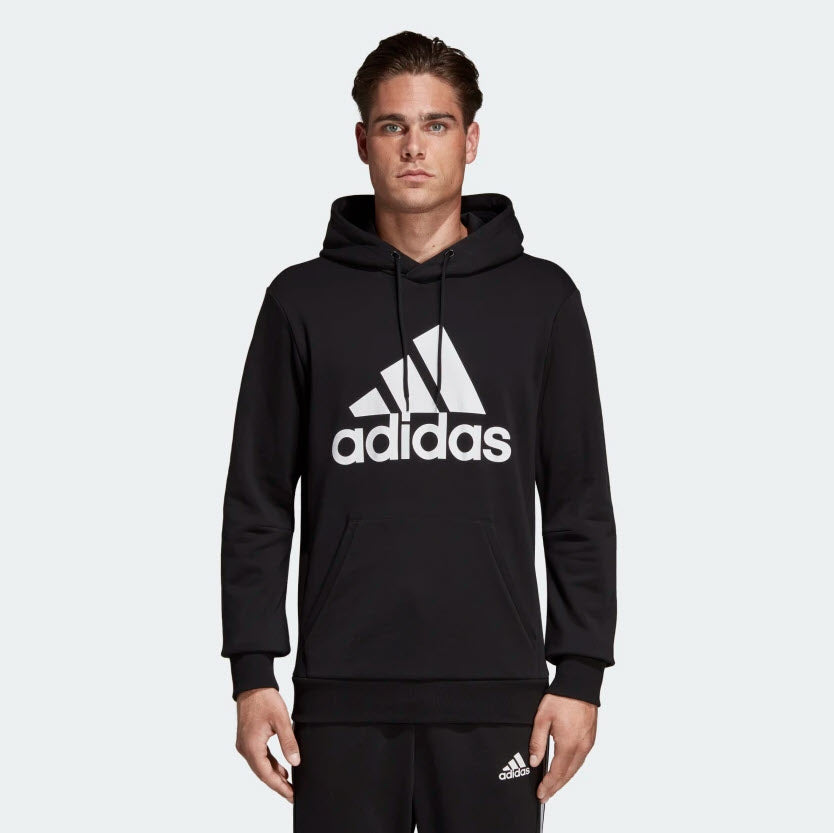 Adidas Must Haves Boade Of Sport Pull Over Hoodie French Terry Black DQ1461 Sportstar Pro Newcastle, 2300 NSW. Australia. 1