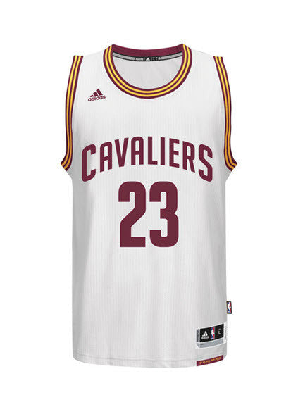 Adidas NBA INT Swingman Jersey Cleveland JAMES #23 A61200 White