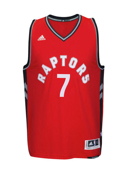 Red Al7152 Lowry Adidas Swingman Nba Jersey Int Raptors Toronto 7 cdbadccfccafb Impressed With How Good Bills Fans Are At