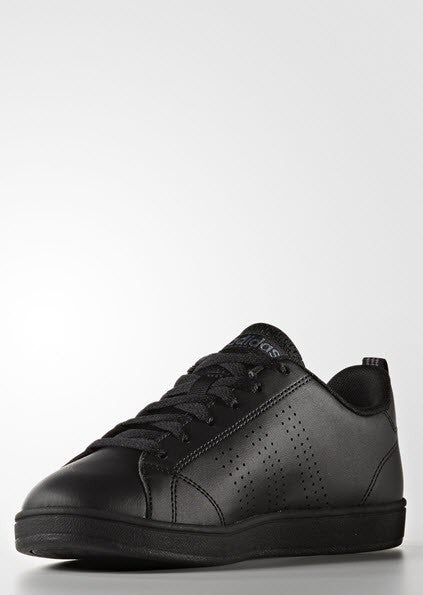 Adidas Neo VS Advantage Clean Black Youth AW4883