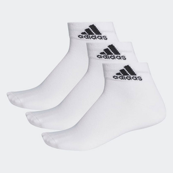 Adidas Performance Thin Ankle Socks Black 3 Pair AA2320 Sportstar Pro Newcastle, 2300 NSW. Australia. 1