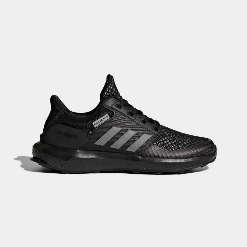 Adidas RapidaRun Kids Shoes Black BY8971 Sportstar Pro Newcastle, 2300 NSW. Australia. 1