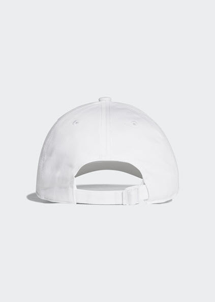 Adidas Six-Panel Classic 3-Stripes Cap White/Black BK0806