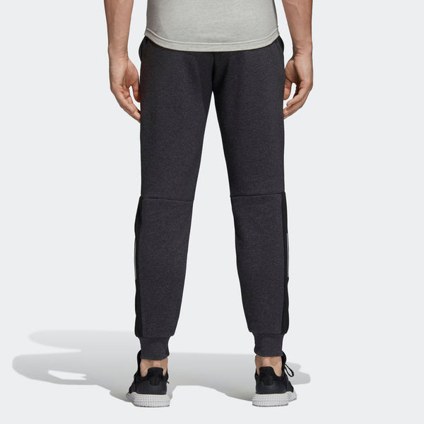 Adidas Sport ID Fleece Pants Black Melange Black DM4320 Sportstar Pro Newcastle, 2300 NSW. Australia. 3