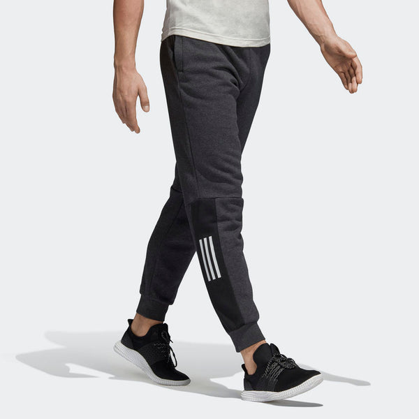 Adidas Sport ID Fleece Pants Black Melange Black DM4320 Sportstar Pro Newcastle, 2300 NSW. Australia. 4
