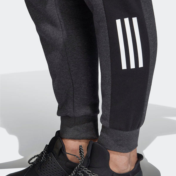Adidas Sport ID Fleece Pants Black Melange Black DM4320 Sportstar Pro Newcastle, 2300 NSW. Australia. 8