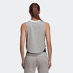 Adidas Sport ID Tank Top Medium Grey Heather White CZ5668 Sportstar Pro Newcastle, 2300 NSW. Australia. 3