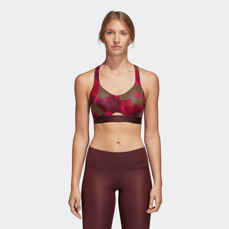 Adidas Stronger For It Soft Printed Bra CX000