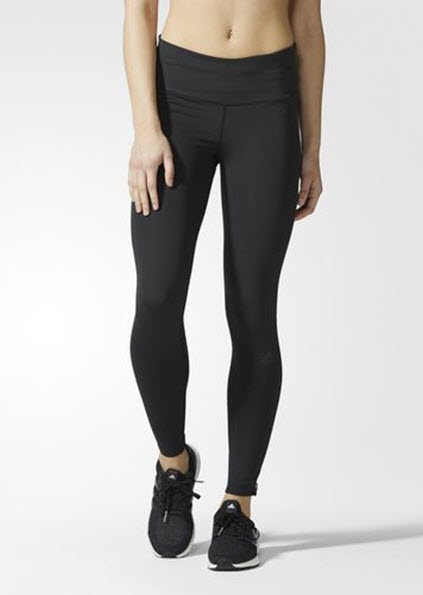 Adidas Supernova Long Tights Black BR5900