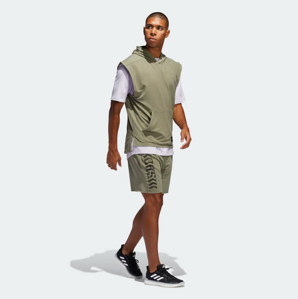 Adidas TKO Sleeveless Hooded Tee Legacy Green FJ5128 Sportstar Pro Newcastle, 2300 NSW Australia. 7