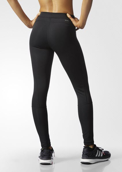 Adidas Techfit Base Long Tight Black/Matte Silver AI2963