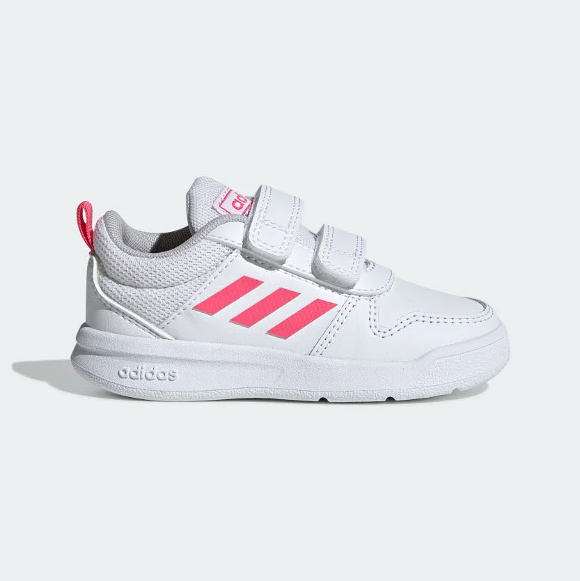 Adidas Tensaurus Infant Shoes White Pink EF1113 Sportstar Pro Newcastle, 2300 NSW Australia. 1