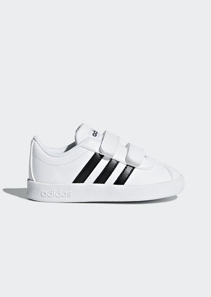 new arrival 6f3d3 938a2 Adidas VL Court 2.0 CMF Infant Shoes White Black DB1839 Sportstar Pro  Newcastle, 2300 NSW ...