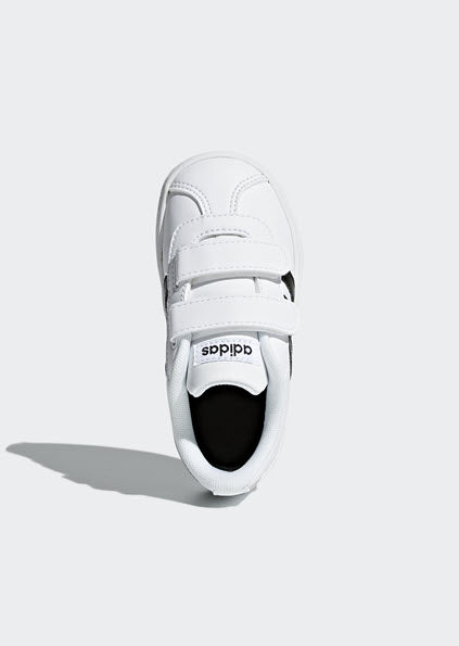 best sneakers b5b50 630d9 ... Adidas VL Court 2.0 CMF Infant Shoes White Black DB1839 Sportstar Pro  Newcastle, 2300 NSW ...