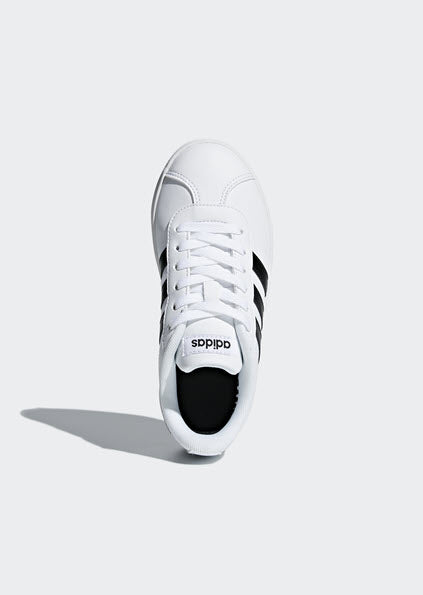 Adidas VL Court 2.0 Kids Shoes White Black DB1831 Sportstar Pro Newcastle, 2300 NSW Australia