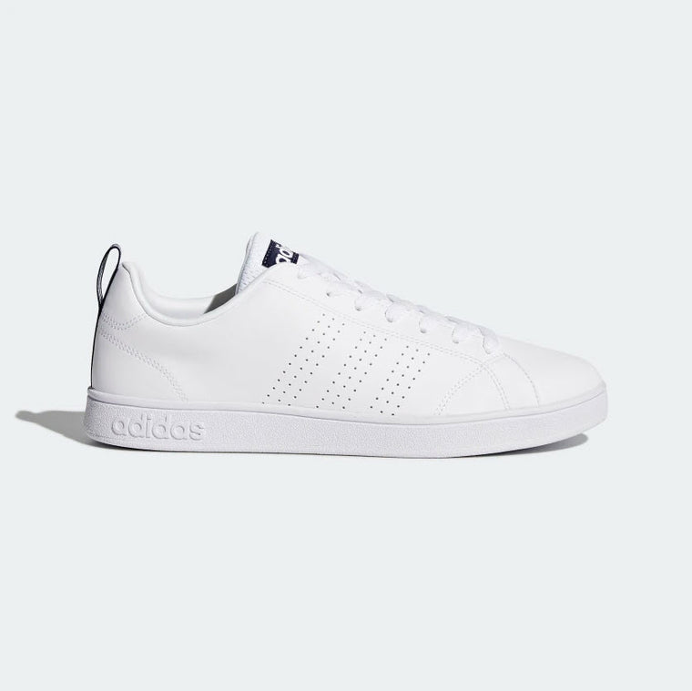 Adidas VS Advantage Clean Shoes White/Navy F99252