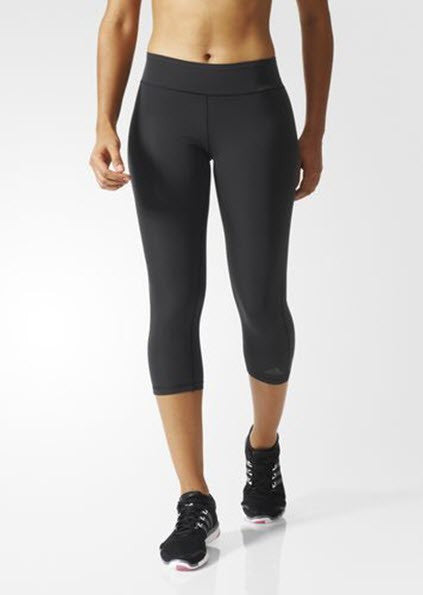 Adidas Workout 3/4 Tight Black AI3740