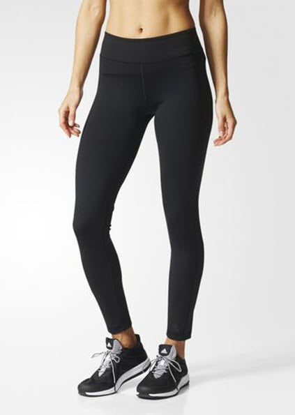 Adidas Workout Long Tight Black AI7286