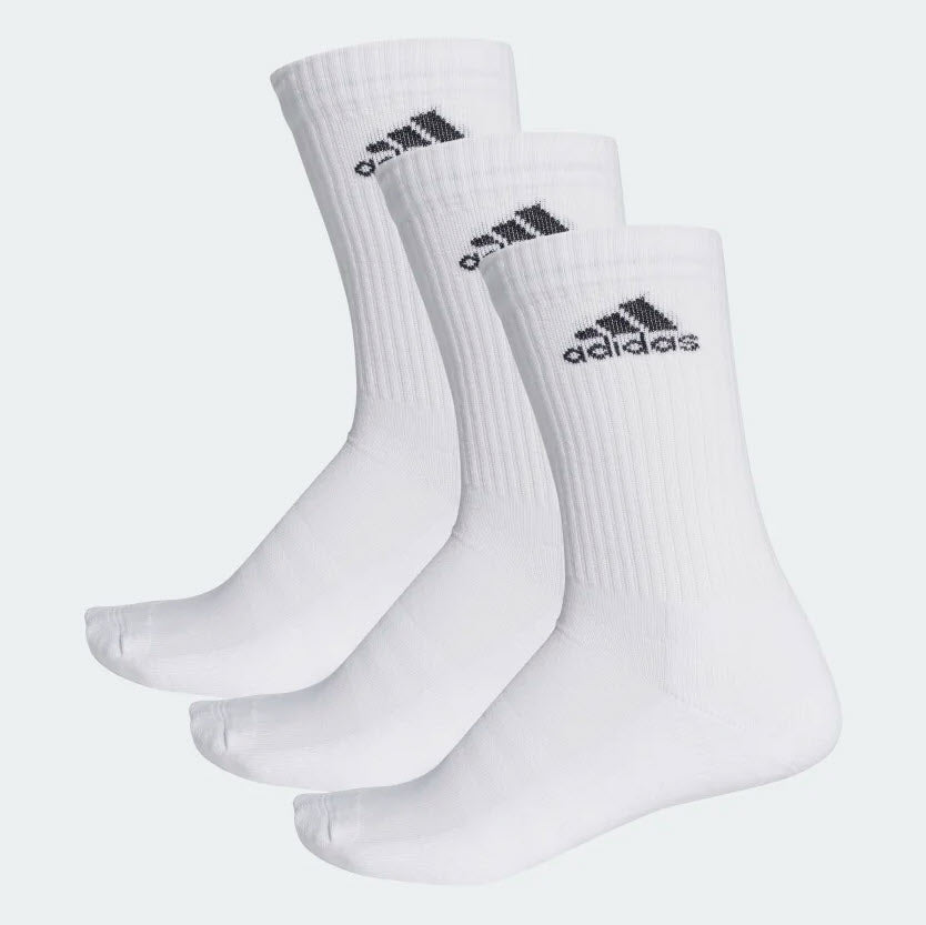 Adidas Youth 3-Stripes Performance Crew Socks White AA2297 Sportstar Pro Newcastle, 2300 NSW. Australia. 1