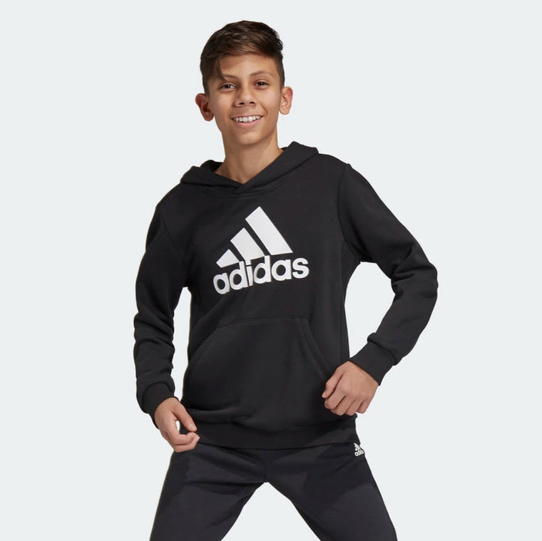 Adidas Youth Must Haves Badge Of Sport Pullover Black DV0821