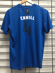Adidas Youth Tim Cahill T-Shirt Blue Sportstar Pro Newcastle, 2300 NSW. Australia. 2