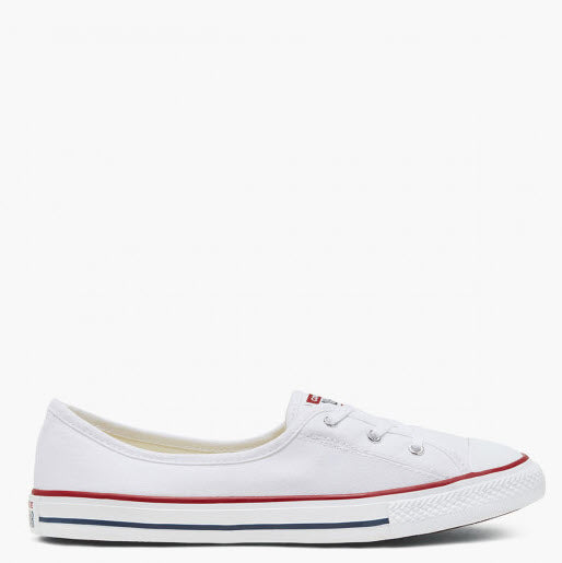 Converse CT AS Dainty Ballet Lace Slip White 566774C Sportstar Pro Newcastle, 2300 NSW. Australia. 1