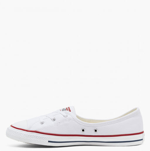 Converse CT AS Dainty Ballet Lace Slip White 566774C Sportstar Pro Newcastle, 2300 NSW. Australia. 2