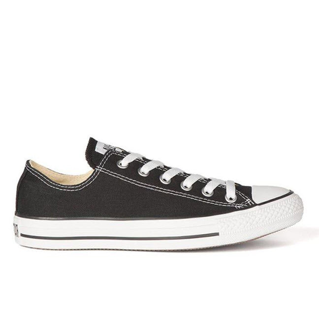 Converse Chuck Taylor All Star Classic Black Canvas Low Top M19160C