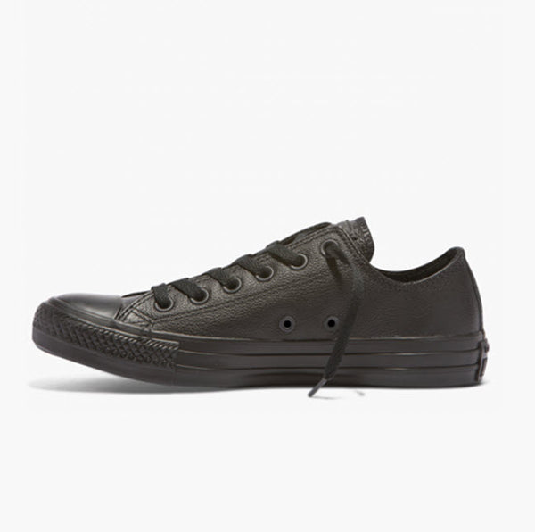 Converse Chuck Taylor All Star Classic Black Mono Leather Low Top 135253 Sportstar Pro Newcastle, 2300 NSW. Australia. 2
