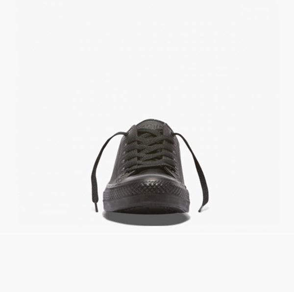 Converse Chuck Taylor All Star Classic Black Mono Leather Low Top 135253 Sportstar Pro Newcastle, 2300 NSW. Australia. 3