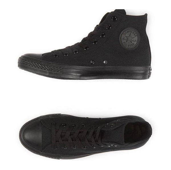 Converse Chuck Taylor All Star Classic Black Monochrome Canvas Hi Top M3310C Sportstar Pro Newcastle, 2300 NSW. Australia. 2