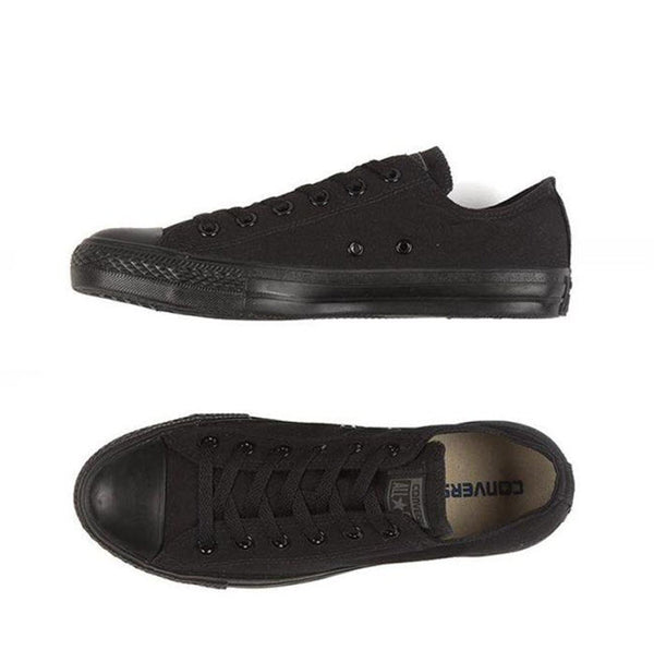 Converse Chuck Taylor All Star Classic Black Monochrome Canvas Low Top  15039 Sportstar Pro Newcastle, 2300 NSW. Australia. 2