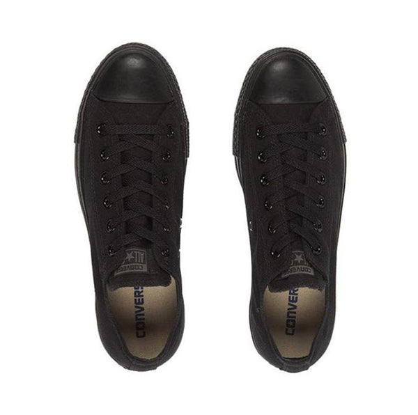 Converse Chuck Taylor All Star Classic Black Monochrome Canvas Low Top  15039 Sportstar Pro Newcastle, 2300 NSW. Australia. 5