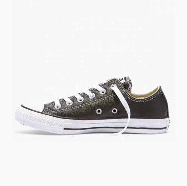 Converse Chuck Taylor All Star Classic Black White Leather Low Top 132174C Sportstar Pro Newcastle, 2300 NSW. Australia. 2