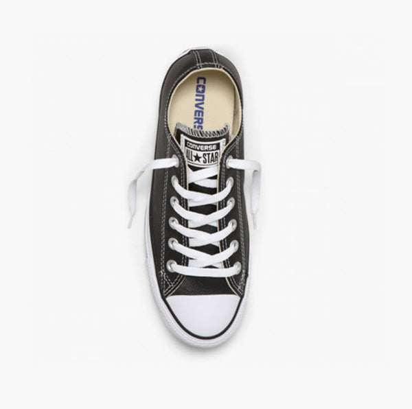 Converse Chuck Taylor All Star Classic Black White Leather Low Top 132174C Sportstar Pro Newcastle, 2300 NSW. Australia. 5