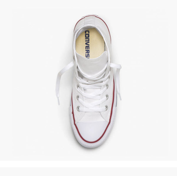 Converse Chuck Taylor All Star Classic Optical White Leather Hi Top 132169 Sportstar Pro Newcastle, 2300 NSW. Australia. 5