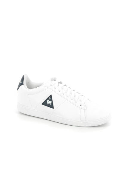 Le Coq Sportif Courtset S Lea Optical White Dress Blue 1720239