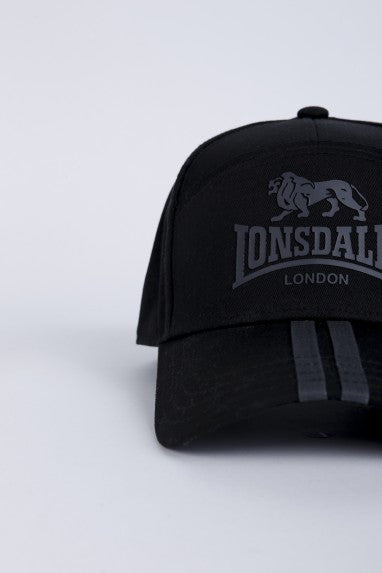 Lonsdale London Keene Black LA15750