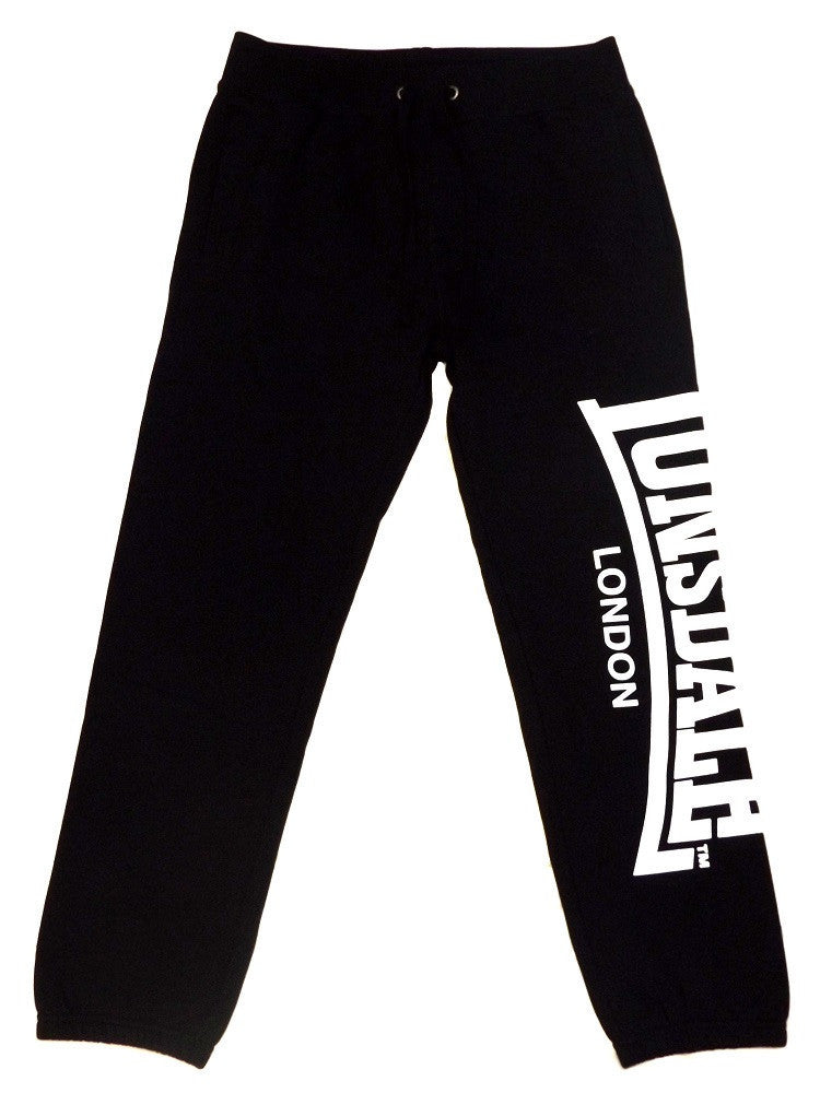 Lonsdale London Ross Trackpant Black/White LE594TP