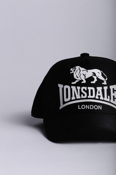 Lonsdale London Tansy Black KA15755