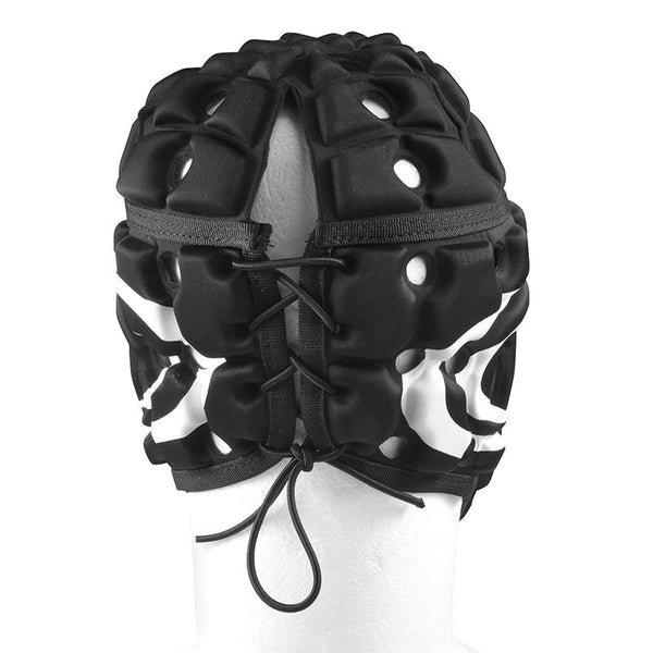Madison Sport Air Flo Cool Headguard Black With Stripes Sportstar Pro Newcastle, 2300 NSW. Australia. 3