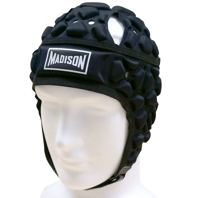 Madison Sport Scorpion Headguard Black Sportstar Pro Newcastle, 2300 NSW. Australia. 1