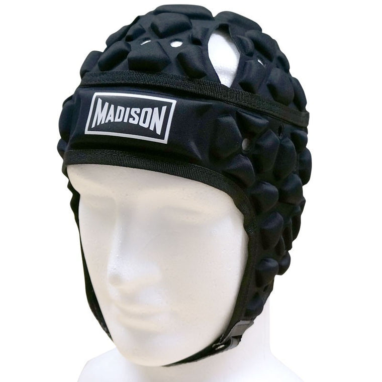 Madison Scorpion Headguard Black