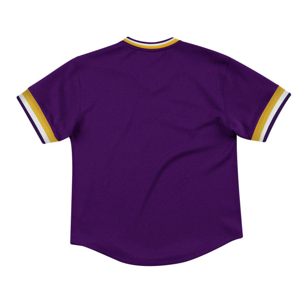 Mitchell & Ness Men's Special Script Mesh V-Neck Los Angeles Lakers Sportstar Pro Newcastle, 2300 NSW. Australia. 2